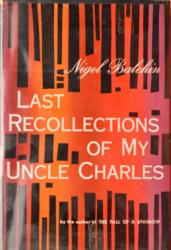 Last Recollections of My Uncle Charles