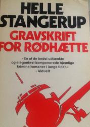 Gravskrift for rødhætte. **