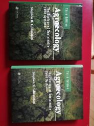 Agroecology - The ecology of Sustanaible Food Sysems