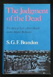 Billede af bogen THE JUDGMENT OF THE DEAD; The Idea of Life After Death in the Major Religions